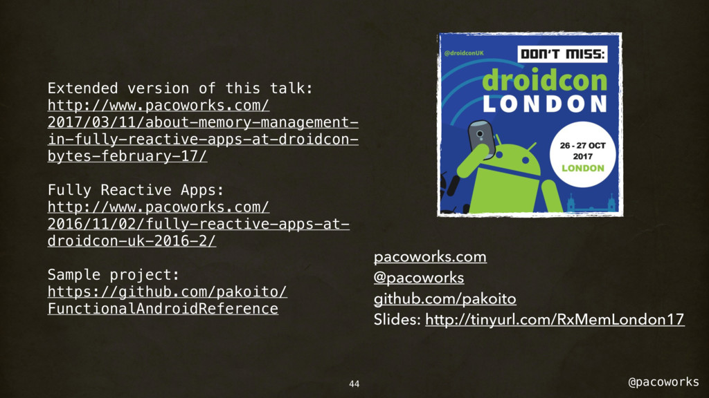 @pacoworks Extended version of this talk: http:...