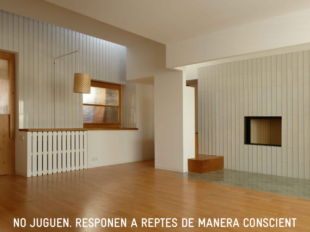 NO JUGUEN. RESPONEN A REPTES DE MANERA CONSCIENT