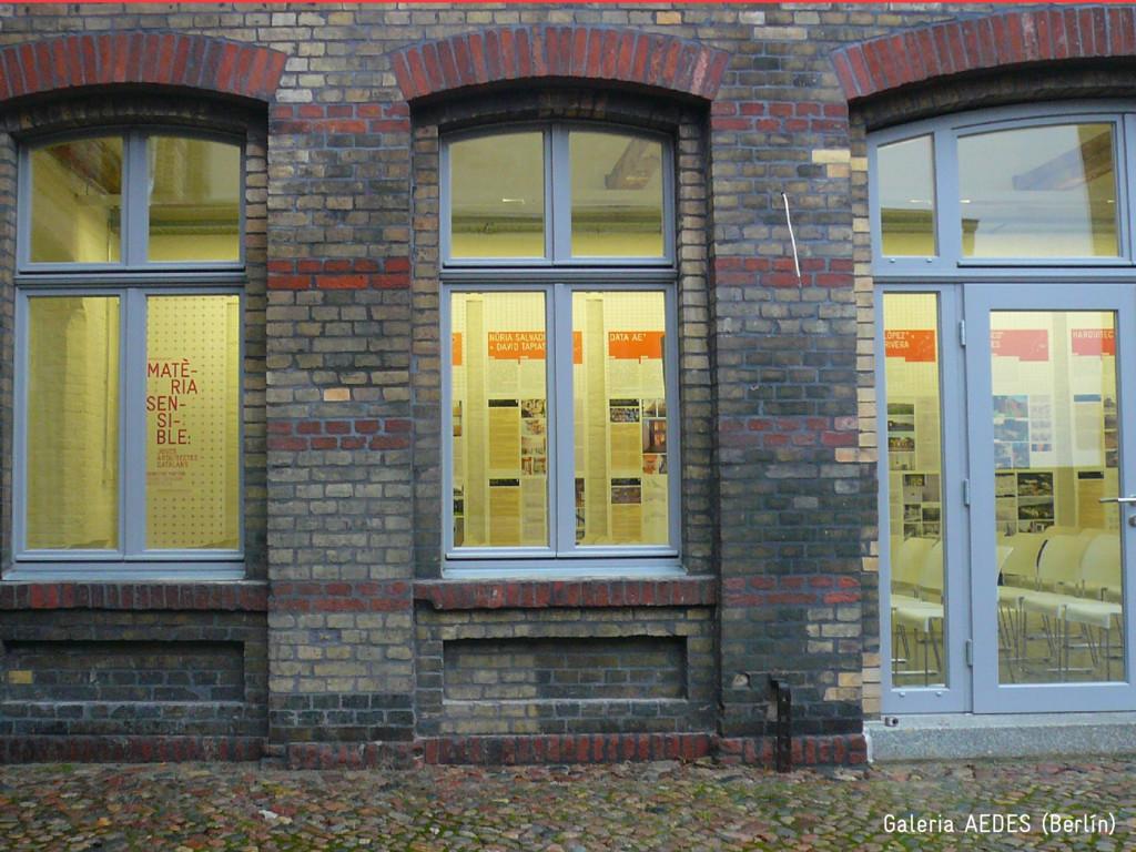 Galeria AEDES (Berlín)