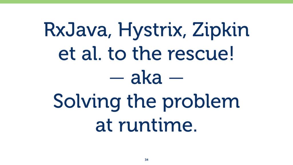 RxJava, Hystrix, Zipkin et al. to the rescue!...