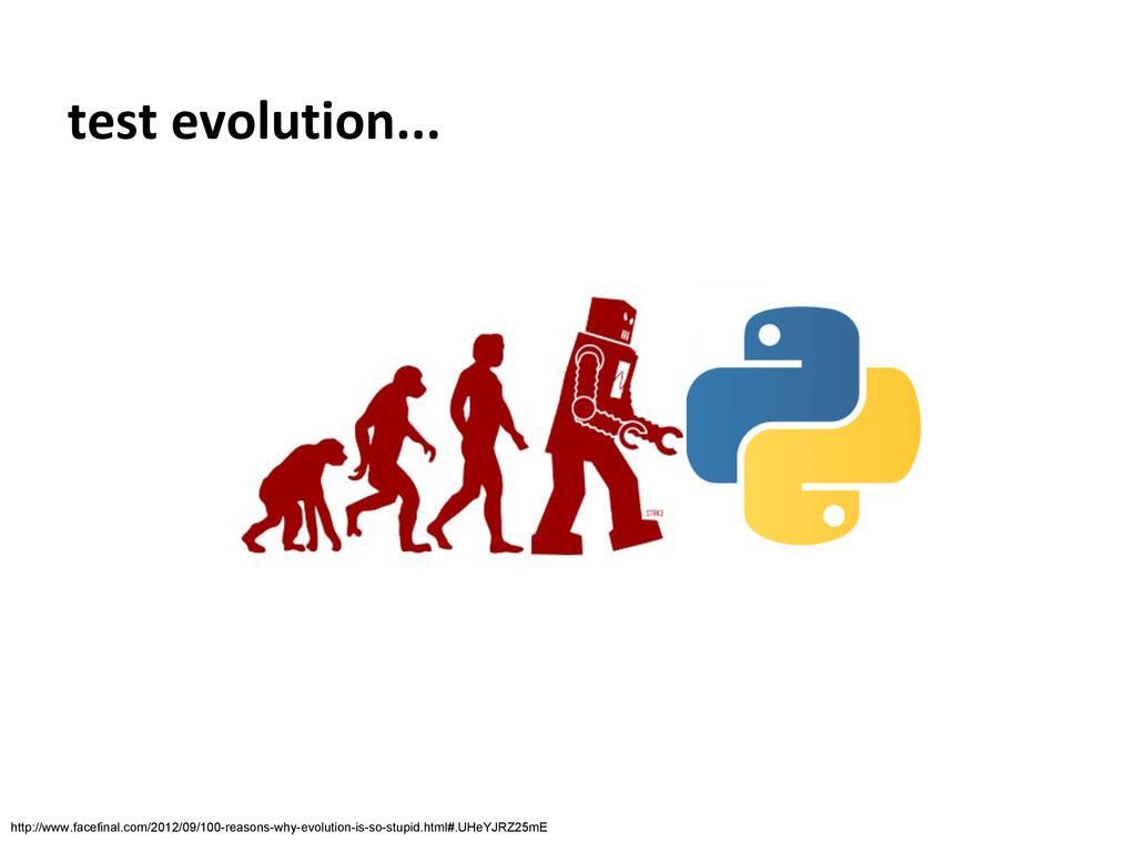 test evolution... http://www.facefinal.com/2012...