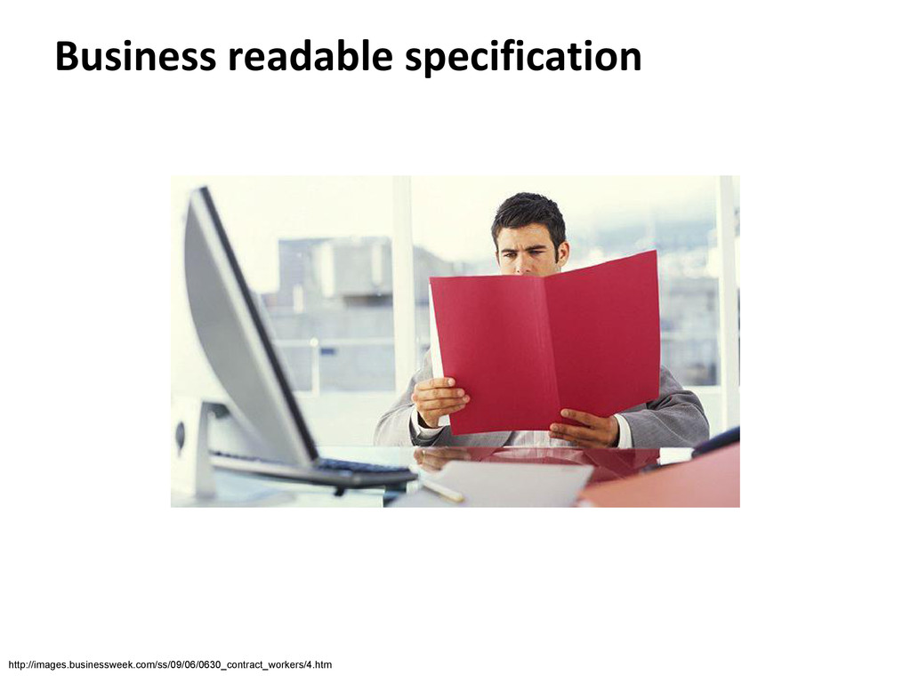 Business readable specification http://images.b...