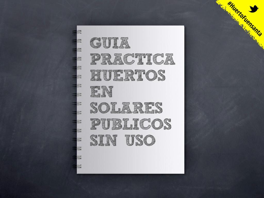 GUIA PRACTICA HUERTOS EN SOLARES PUBLICOS SIN U...