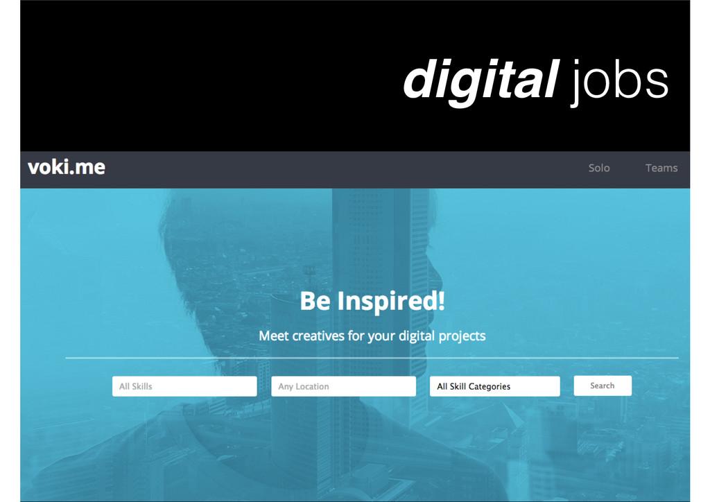 digital jobs
