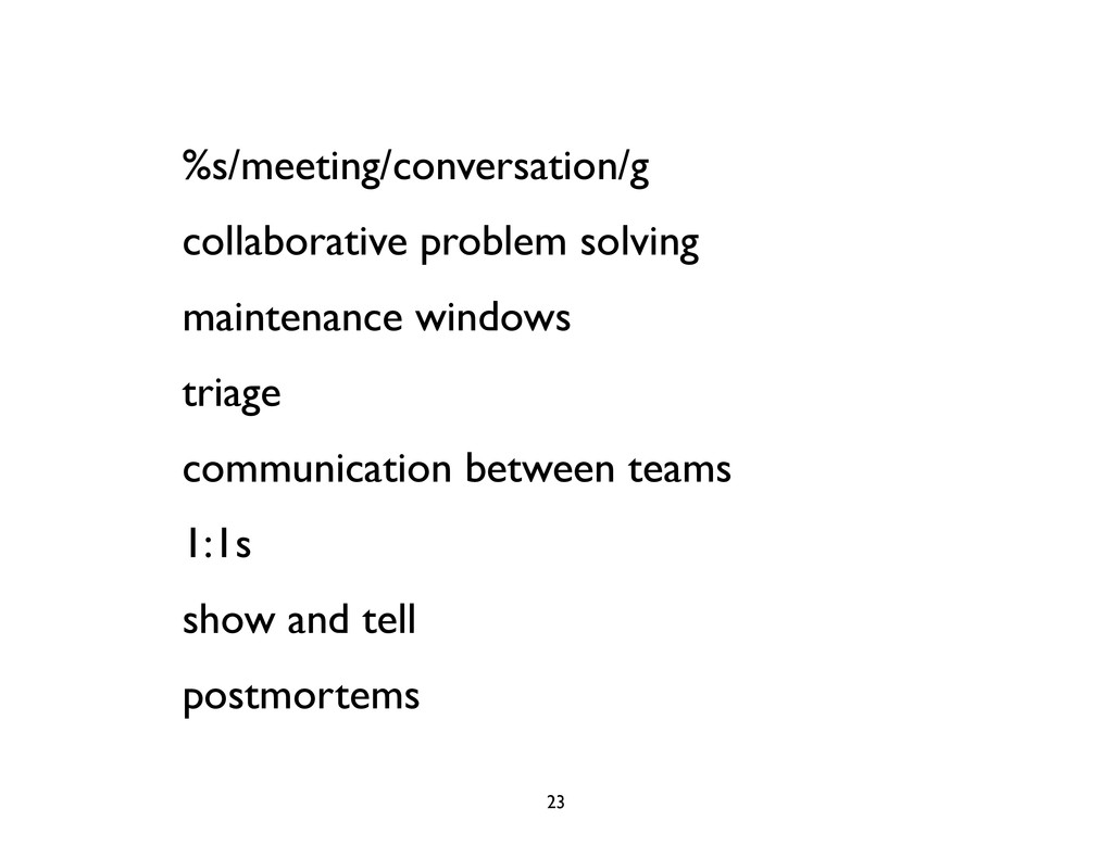 %s/meeting/conversation/g collaborative problem...