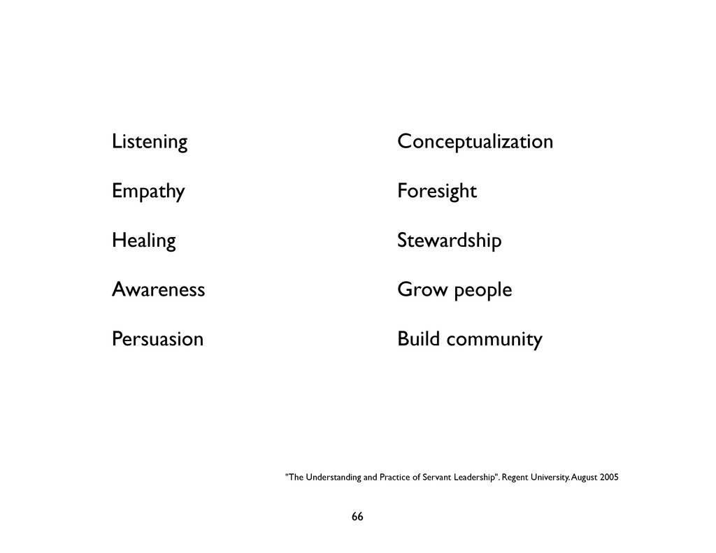 Listening Empathy Healing Awareness Persuasion ...