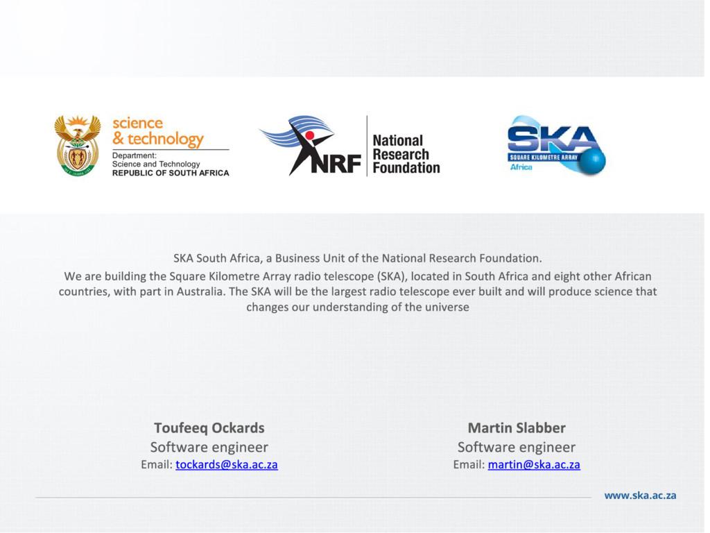 www.ska.ac.za