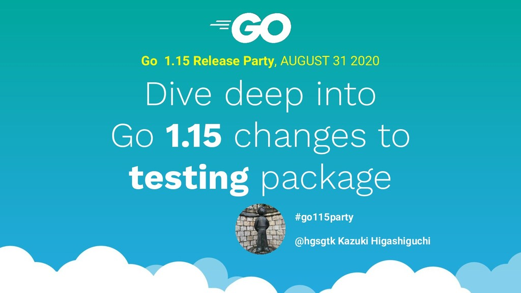 Dive deep into Go 1.15 changes to testing packa...