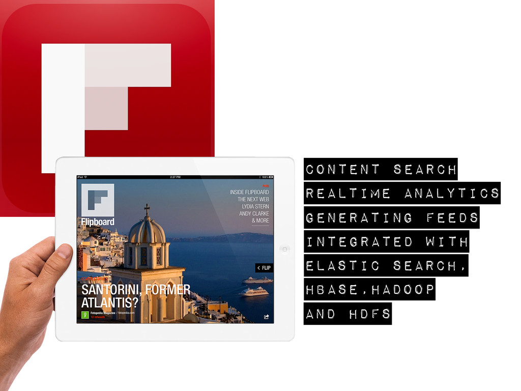 content search realtime analytics generating fe...