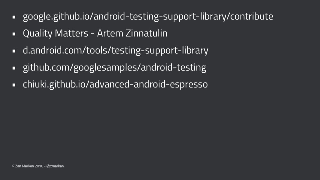 • google.github.io/android-testing-support-libr...