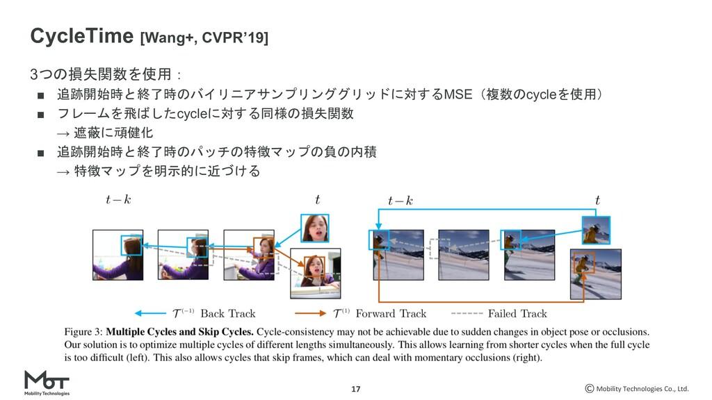 Mobility Technologies Co., Ltd. 17 3 )%<* /A ...