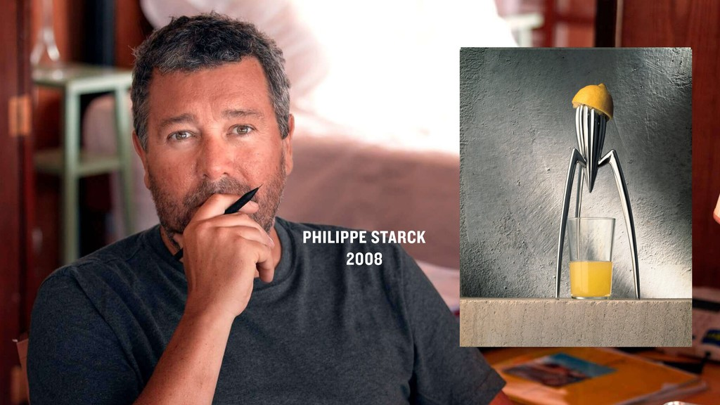 PHILIPPE STARCK 2008 a provocation