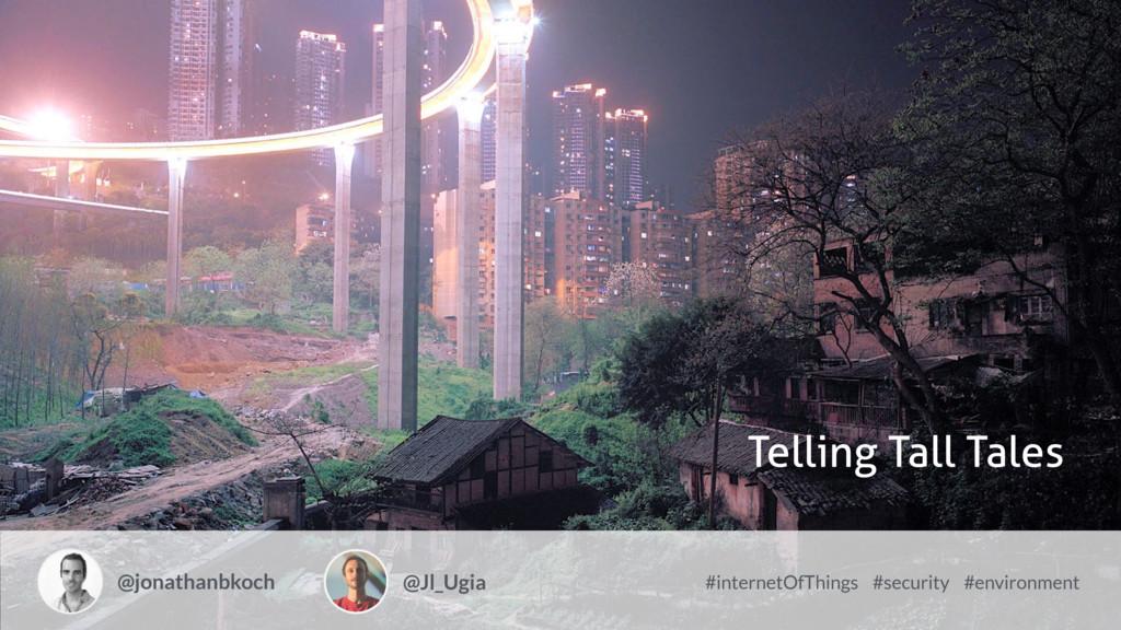 Telling Tall Tales Image @jonathanbkoch #intern...