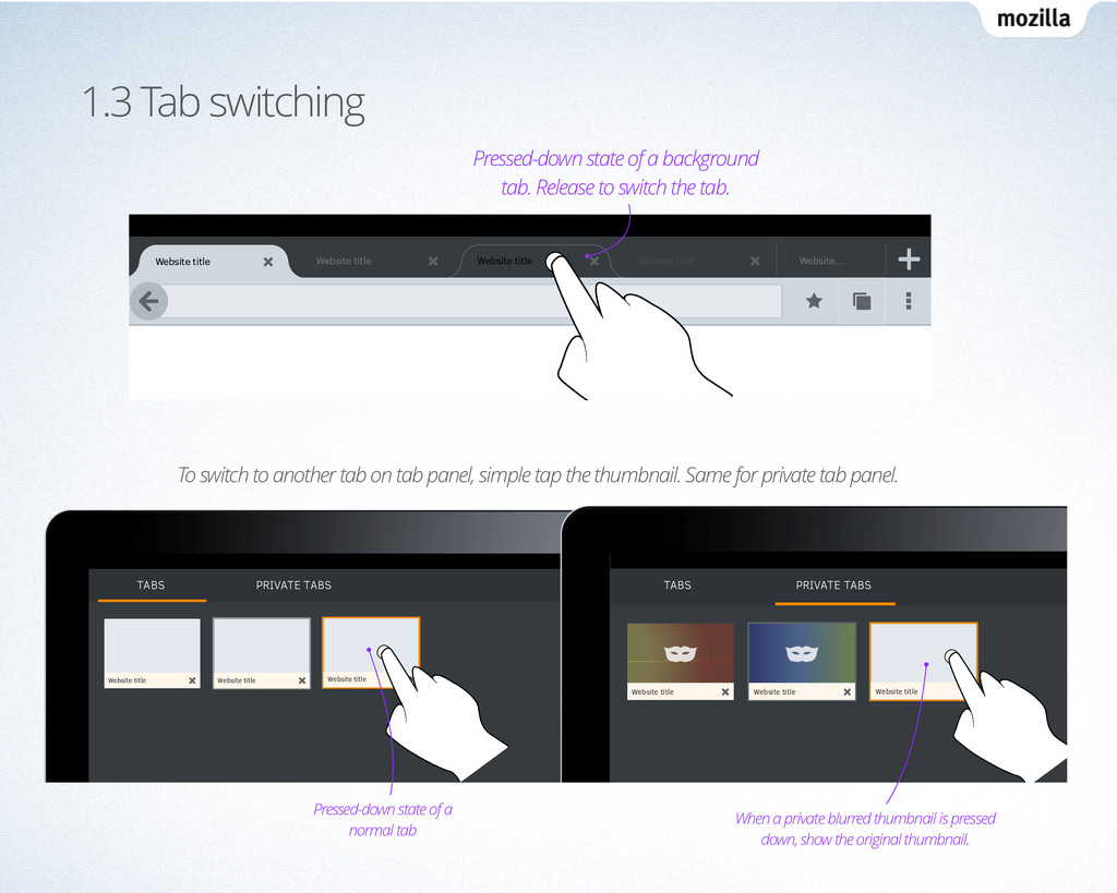 1.3 Tab switching Website title Website title W...