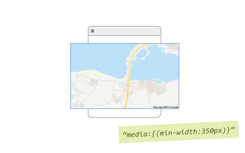 "View on Google Maps ""media:{(min-‐width:350p..."
