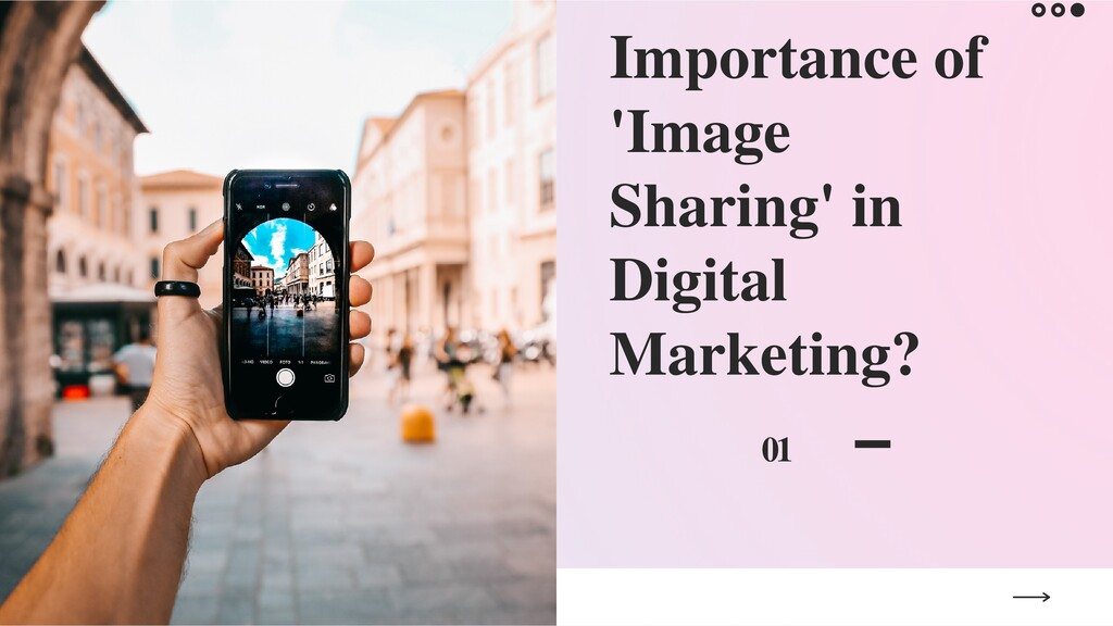 Importance of 'Image Sharing' in Digital Market...