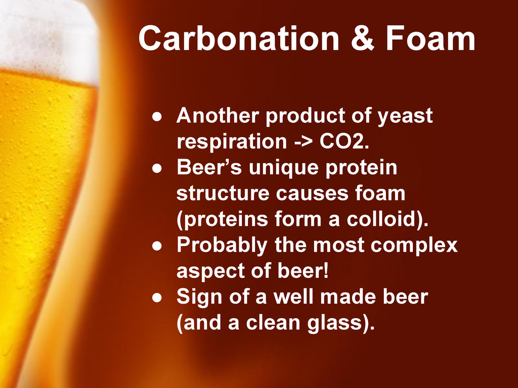 Free Powerpoint Templates Carbonation & Foam ● ...