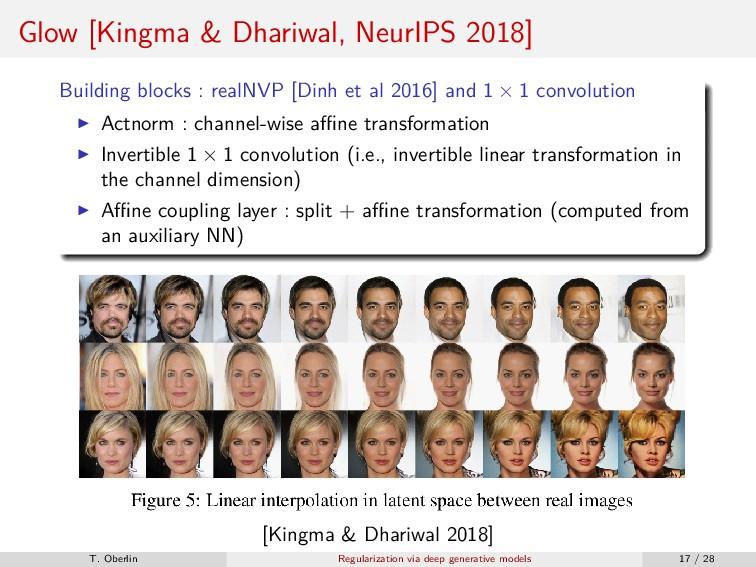 Glow [Kingma & Dhariwal, NeurIPS 2018] Building...