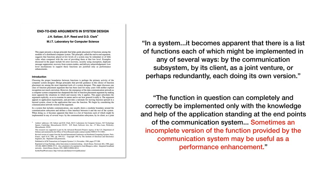 """""""In a system...it becomes apparent that there i..."""
