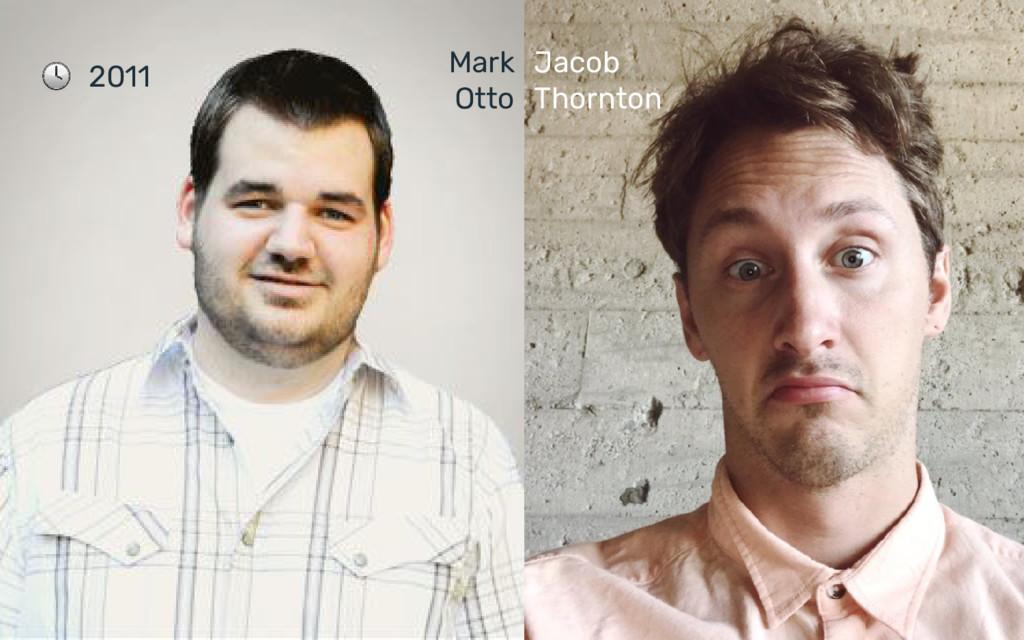 Mark Otto Jacob Thornton 2011