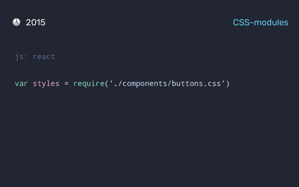 js: react var styles = require('./components/bu...
