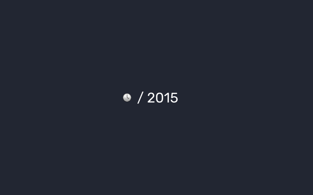 / 2015