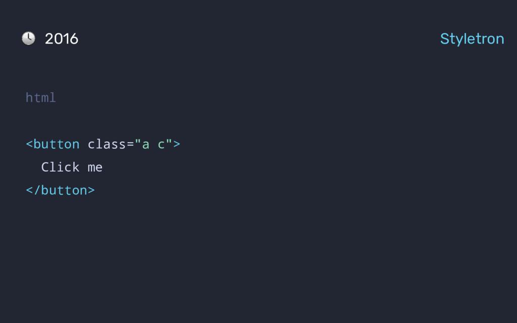 "html <button class=""a c""> Click me </button> 20..."