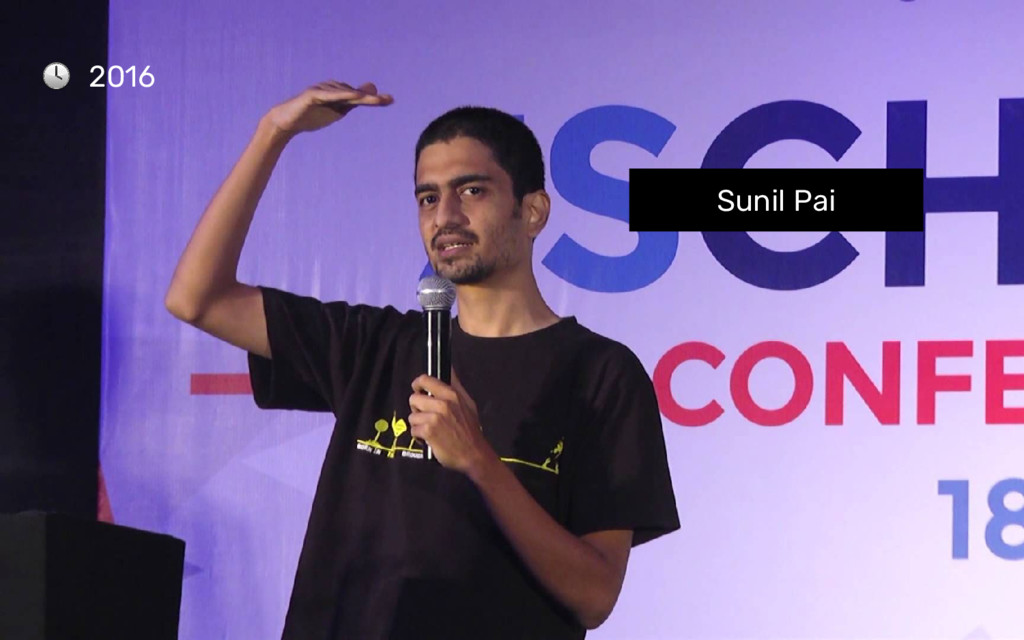 Sunil Pai 2016