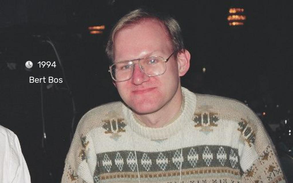1994 Bert Bos