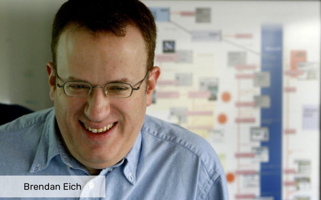 Brendan Eich