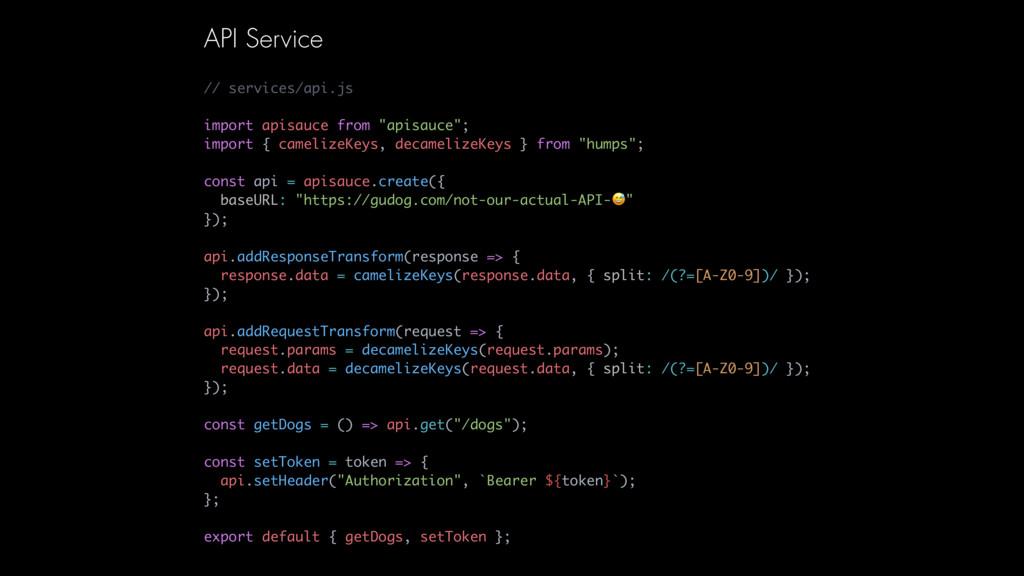 """// services/api.js import apisauce from """"apisau..."""