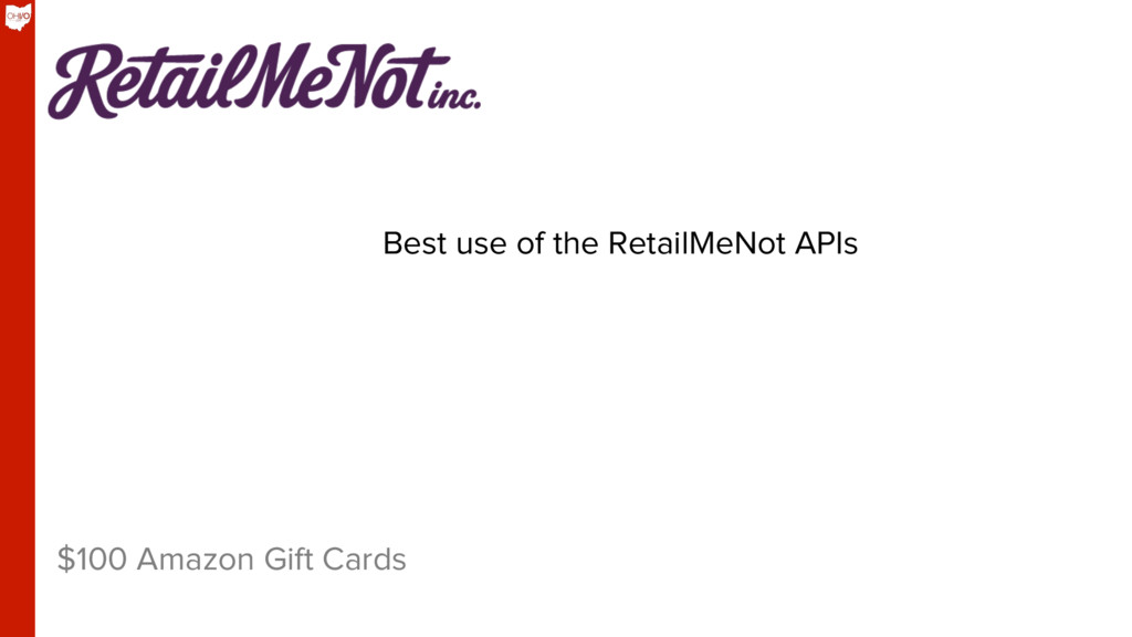 $100 Amazon Gift Cards Best use of the RetailMe...