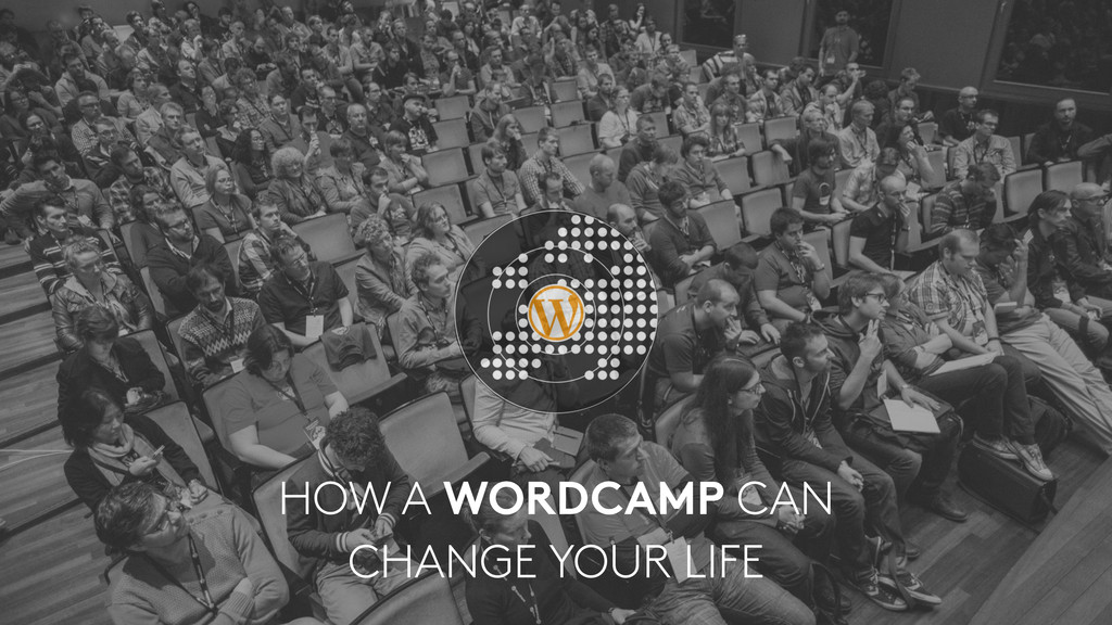 HOW A WORDCAMP CAN CHANGE YOUR LIFE