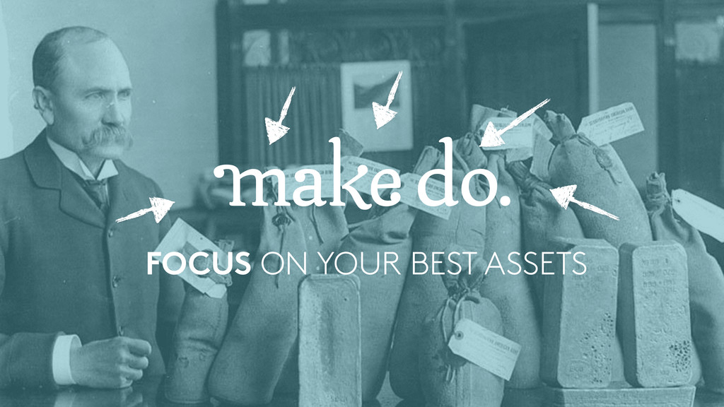 FOCUS ON YOUR BEST ASSETS