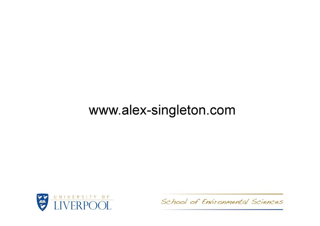 www.alex-singleton.com www.alex-singleton.com