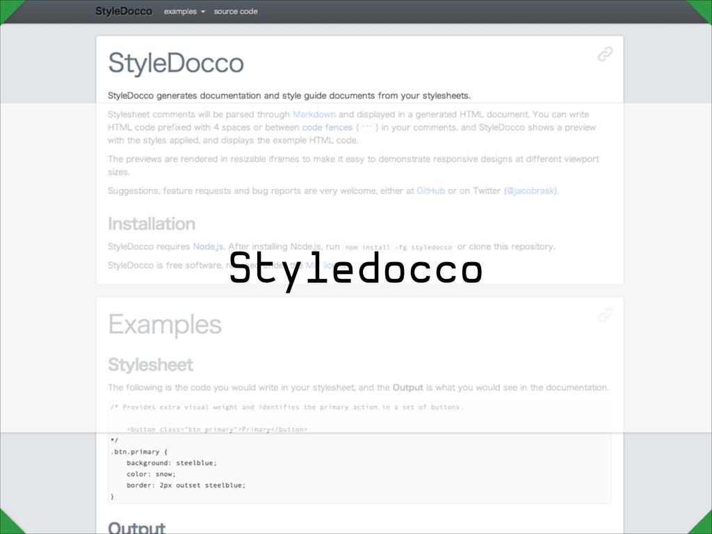 Styledocco