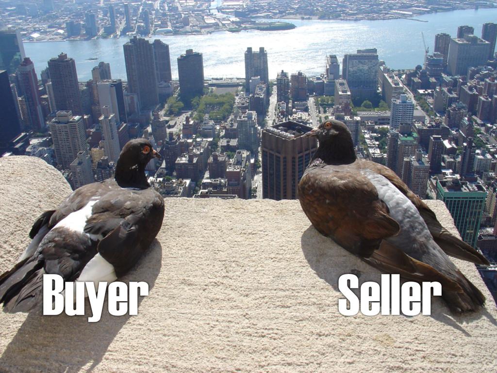 Seller Buyer