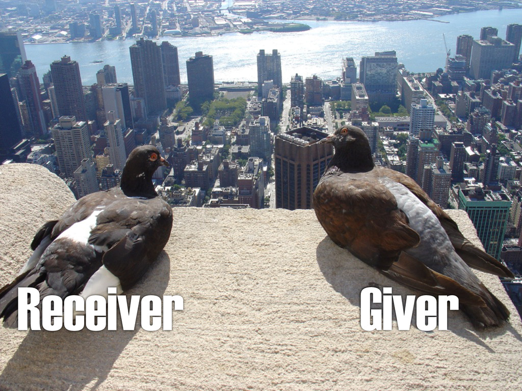 Giver Receiver
