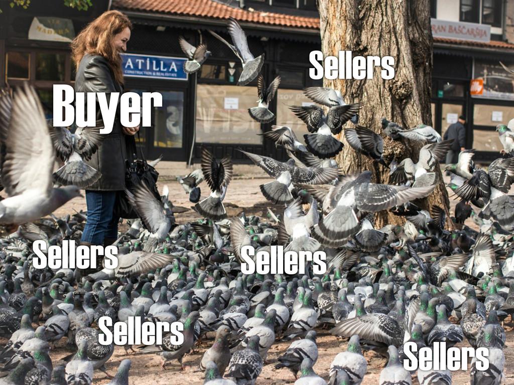 Buyer Sellers Sellers Sellers Sellers Sellers