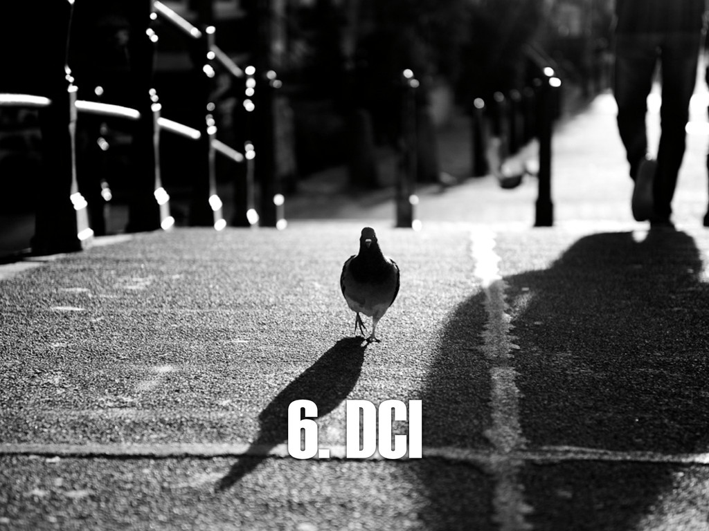 6. DCI