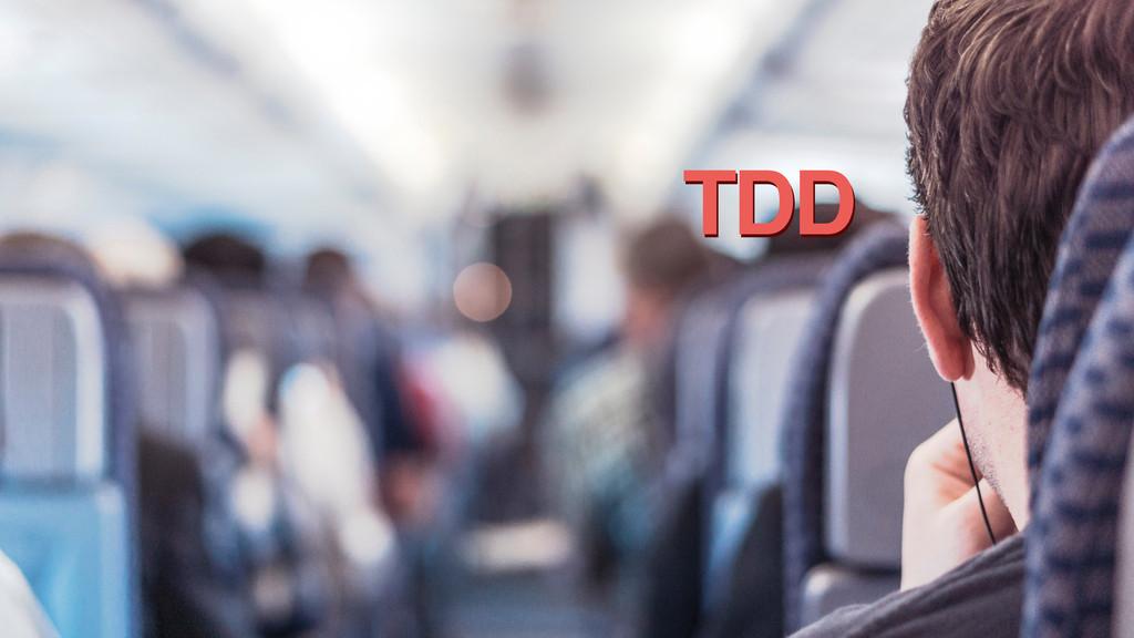 TDD TDD
