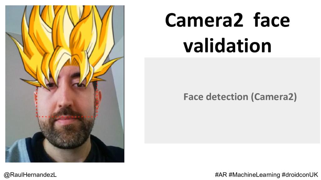 @RaulHernandezL Face detection (Camera2) Camera...