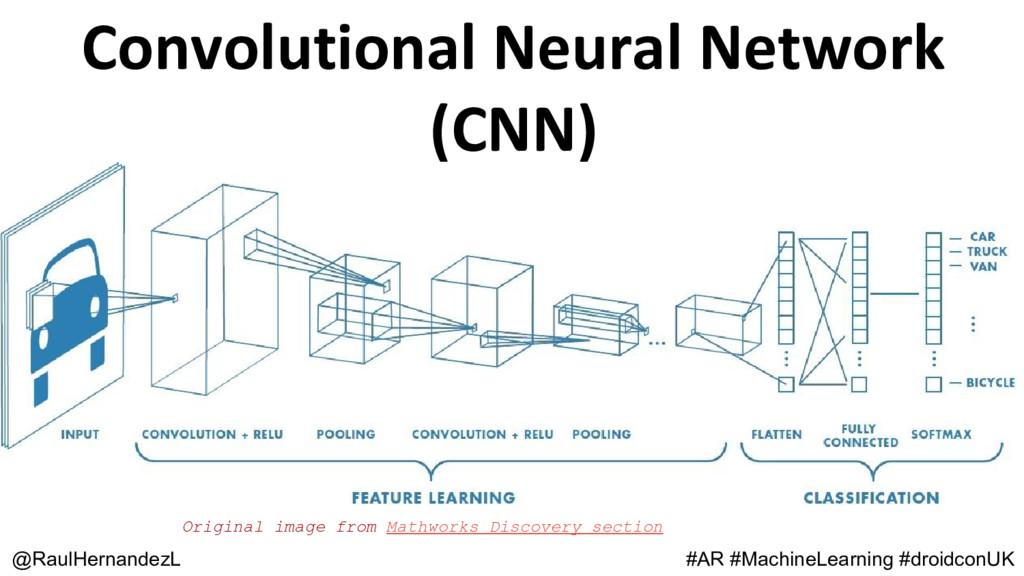Convolutional Neural Network (CNN) @RaulHernand...
