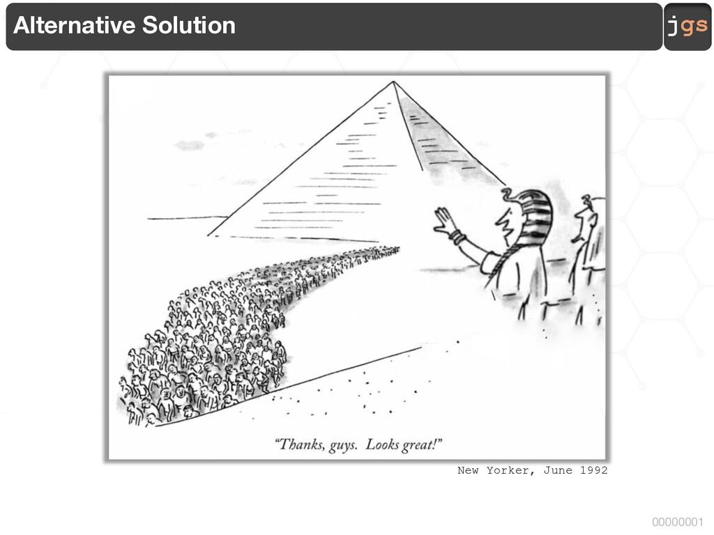jgs 00000001 Alternative Solution New Yorker, J...