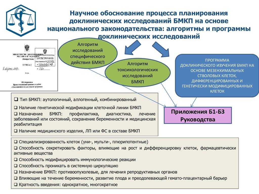 Научное обоснование процесса планирования докли...
