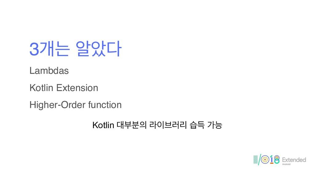 3ѐח ঌও Lambdas Kotlin Extension Higher-Order f...