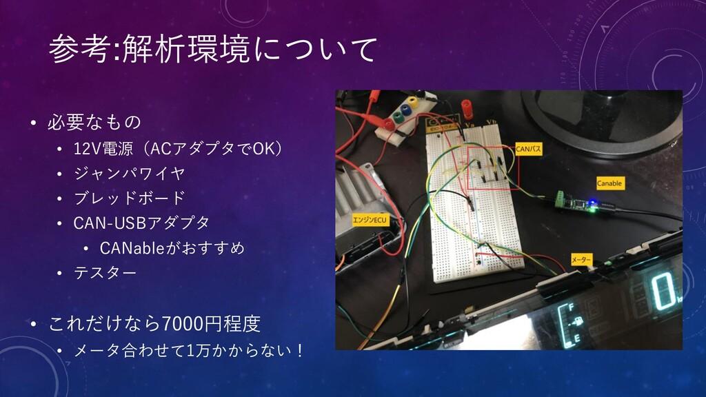 • 必要なもの • 12V電源(ACアダプタでOK) • ジャンパワイヤ • ブレッドボード ...