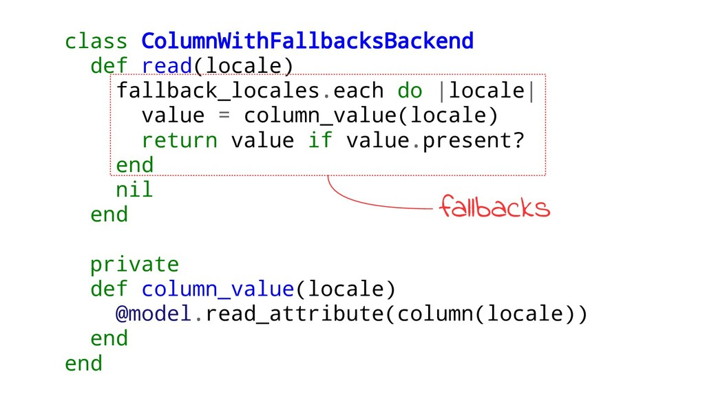 class ColumnWithFallbacksBackend def read(local...