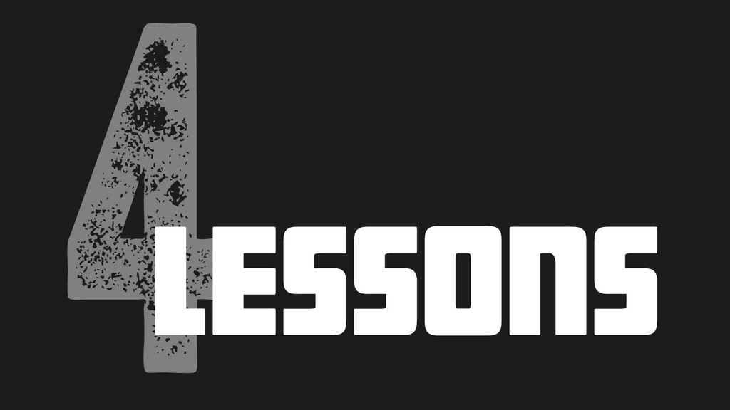 4LESSONS