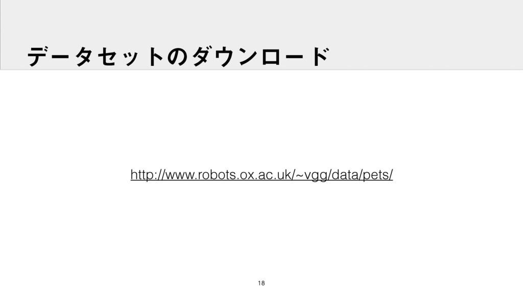 σʔληοτͷμϯϩʔυ http://www.robots.ox.ac.uk/~vg...